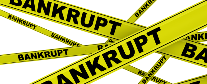 bankruptcy Ribbon