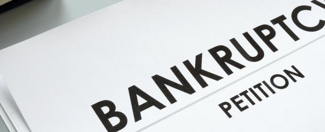 Bankruptcy Petiton